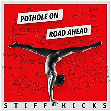 Pothole on Road Ahead