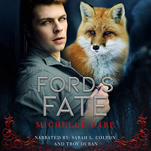 Ford's Fate audiobook cover art