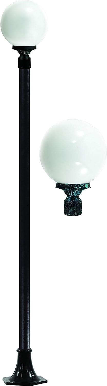 DABMAR LIGHTING GM2401-LED6-VG Spring new work Emily Post Light Year-end gift 6W 8 LED Fixture
