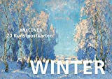 Postkartenbuch Winter - Anaconda Verlag