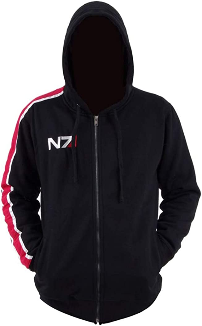 Clearance SALE Limited time Cotton Blend Game Cosplay Hoodies Unisex Sweatshirt Up Hoode Zip [Alternative dealer]