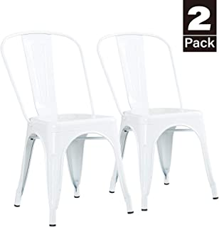 Best green metal dining chairs Reviews