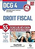 DCG 4 Droit fiscal - Fiches de révision - 2020-2021 - 2020-2021 (2020-2021)