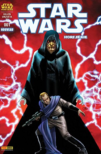 Star Wars HS n° 1 (couverture 1/2)