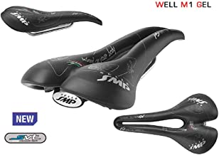Selle SMP Well M1 Gel Saddle (Black)