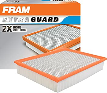 FRAM Extra Guard Air Filter CA8755A for Select Cadillac Chevrolet and GMC Vehicles