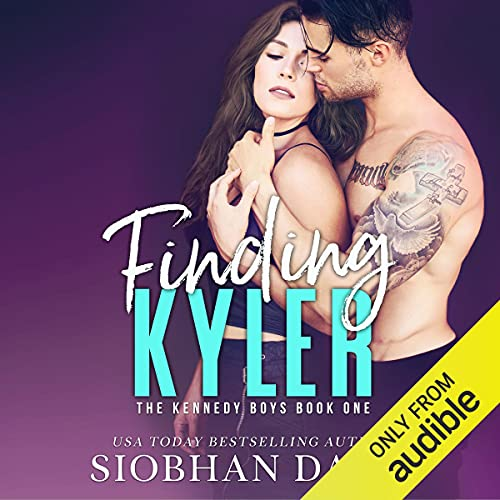Finding Kyler Audiobook By Siobhan Davis cover art