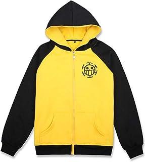 Geromg Anime Hoodie Adult Mens and Womens Sweatshirt 3D Print Zip Hoodie Sweatshirt