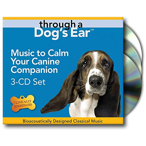 Through a Dog's Ear (3-CD Box Set) Calm Your Canine Series