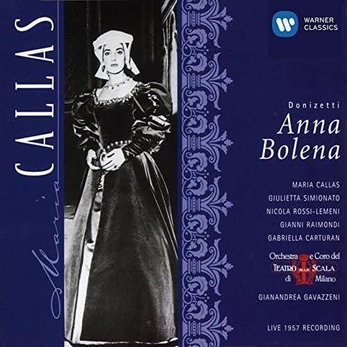 Maria Callas, Gianandrea Gavazzeni, Coro e Orchestra del Teatro alla Scala, Milano, Giulietta Simionato & Nicola Rossi-Lemeni