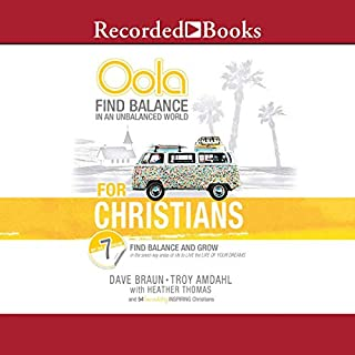 Oola for Christians audiobook cover art