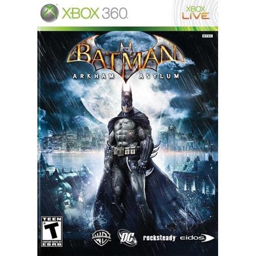Batman:Arkham Asylum [DVD de Audio]