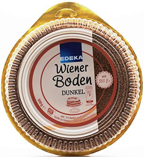 Edeka Wiener Boden dunkel, 4er Pack (4 x 500g)