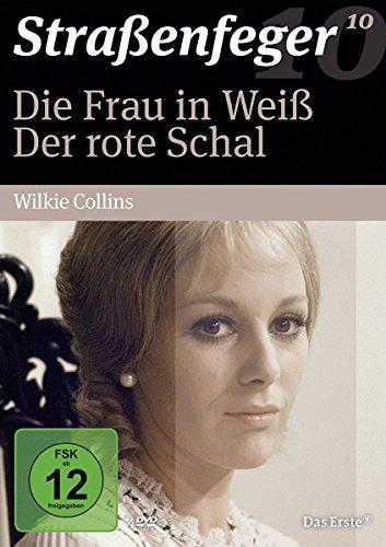 Straßenfeger 10: Die Frau in Weiß / Der rote Schal (Wilkie Collins) [4 DVDs]
