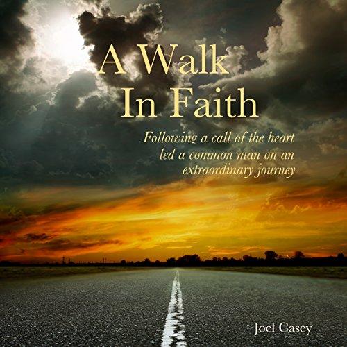 A Walk in Faith audiobook cover art