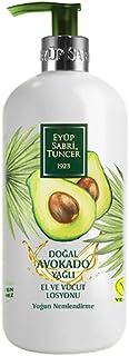 Eyüp Sabri Tuncer Doğal Avokado Yağlı El Ve Vücut Losyonu 500 Ml 1 Paket