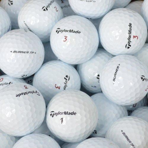 Second Chance Burner 12 Balles de Golf recyclées Catégorie...