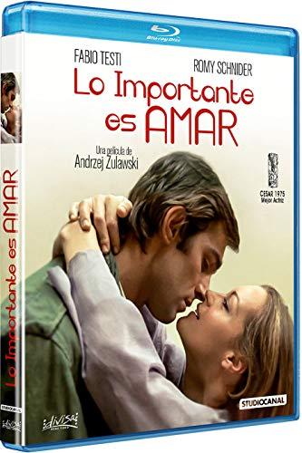 Lo importante es amar [Blu-ray]