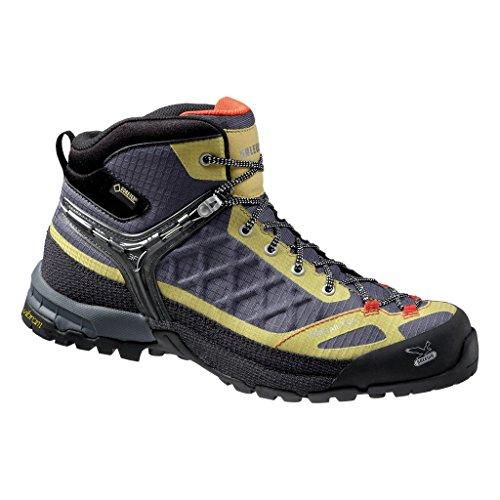 SALEWA Firetail Evo Mid Gtx, Scarpe da trekking e da passeggiata Uomo, Nero (0900_Black), 40 EU