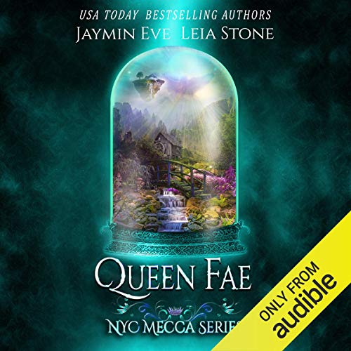 Queen Fae audiobook cover art