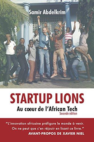 Leões iniciantes: No coração da tecnologia africana