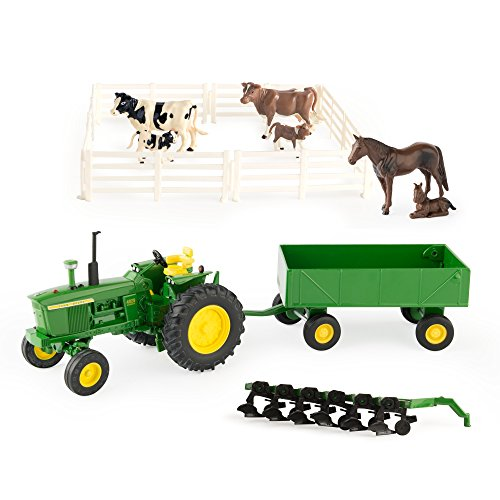 John Deere 1:32 Scale Farm Toy Playset