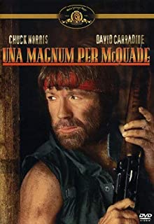 Una Magnum Per McQuade  [Italia] [DVD]