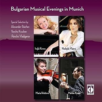 Bulgarian Musical Evenings in Münich