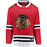 Fanatics NHL Eishockey Trikot Jersey Chicago Blackhawks Breakaway by Home Home rot -
