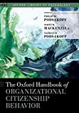 The Oxford Handbook of Organizational Citizenship Behavior