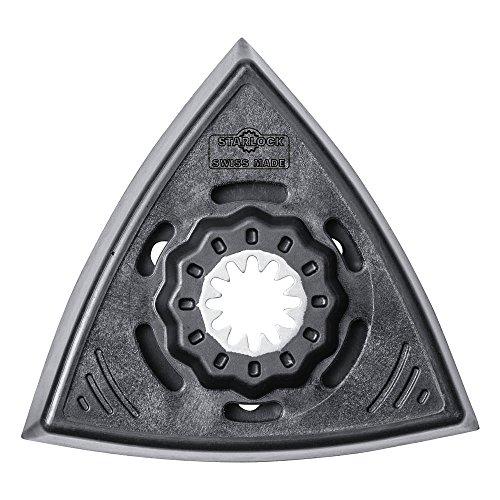 CMT omf136-x1Lochplatte 93mm für Schleifen, Sockel 022, grau