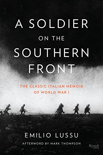 Image of A Soldier on the Southern Front: The Classic Italian Memoir of World War 1