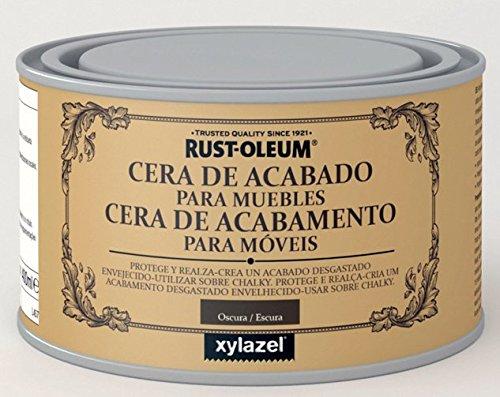 Rust-Oleum 4070333 Cera para Muebles, Oscuro, 400 ml