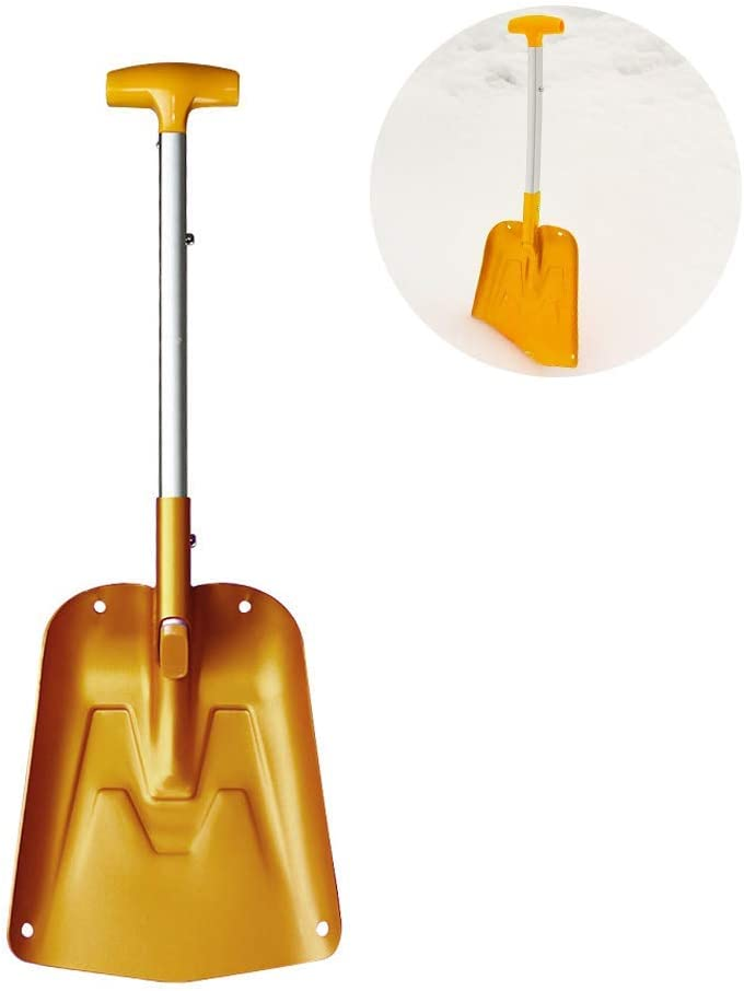 AceCamp SEAL limited product Lightweight Collapsible Superior Snow Shovel Adjustable Portable