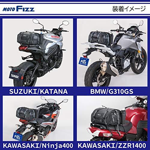 タナックス(TANAX)ミニフィールドシートバッグモトフィズ(MOTOFIZZ)ブラックMFK-100