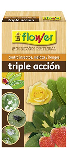 Flower 30587 30587-Triple acción ecológico concentrado, No