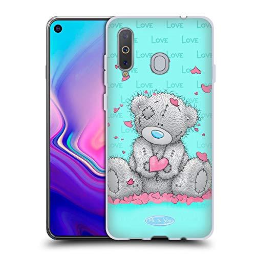 Head Hülle Designs Offizielle Me to You Liebe Finden Klassischer Tatty Teddy Soft Gel Handyhülle Hülle Huelle kompatibel mit Samsung Galaxy A8s (2018)