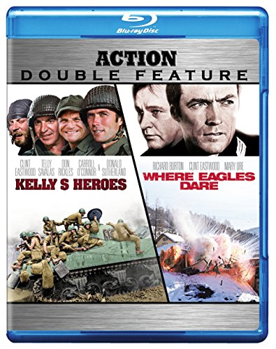 Kelly's Heroes & Where Eagles Dare [Blu-ray]