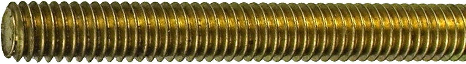 Connex DY250706 Schroefdraadstang M4 x 1000 mm, Gegalvaniseerd