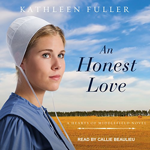 An Honest Love audiobook cover art
