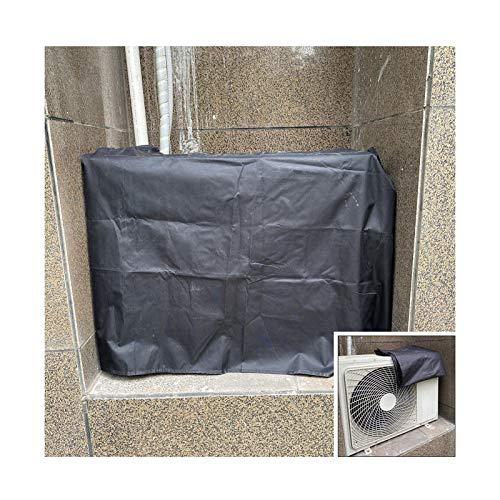 LJIANW-Funda Protectora Muebles Jardín, Jardín Cubierta de Muebles, Impermeable Cubierta de Aire Acondicionado por Protección al Aire Libre A Prueba de la Intemperie Paño Oxford Revestimiento de PVC