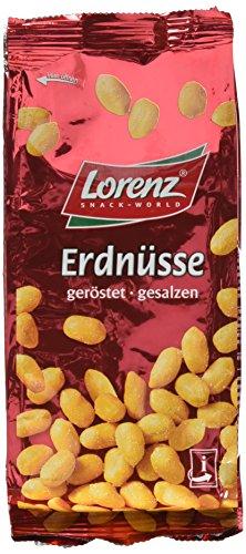 Lorenz Snack World Erdnüsse geröstet, gesalzen, 14er Pack (14 x 200 g)