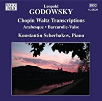 Piano Music 9: Chopin Waltz Transcriptions by L. Godowsky (2010-01-26)