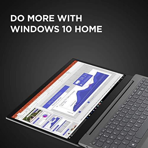 Lenovo V15 AMD 15.6-inch (39.6 cm) FHD Thin and Light Laptop (AMD Athlon Silver 3050 U/ 4GB RAM/ 1TB HDD/ Windows 10 Home/Integrated AMD Radeon Graphics/ Iron Grey/ 1.85 kg), 82C700J0IH