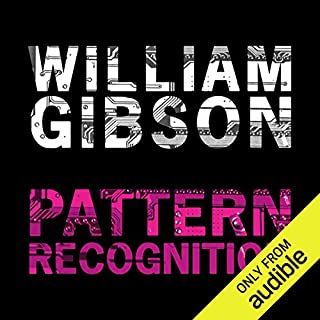 Pattern Recognition audiobook cover art