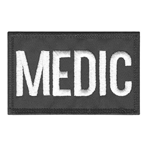 2AFTER1 Medic EMS Paramedic Combat Med EMT Medical Tactical Morale Hook&Loop Patch