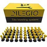 DILEGIO - Sistema di livellamento per piastrelle con bolla bilanciata, riutilizzabile | ki...