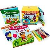 Best Bath Books - BabyBibi Color Me Bath Books Plus Crayons – Review