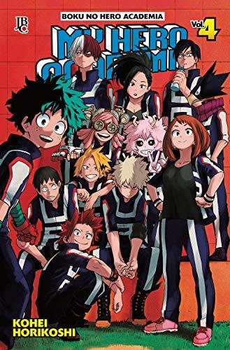 My Hero Academia vol. 04