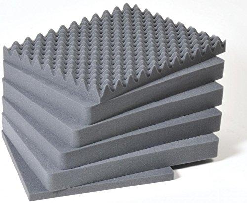 Peli 1620 Storm Black Foam Set, 1620-400-000E (Foam Set)